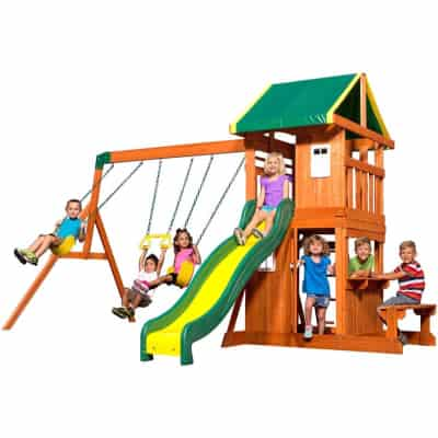 Backyard Discovery Oakmont Playset
