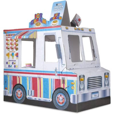 play food truck playhouse