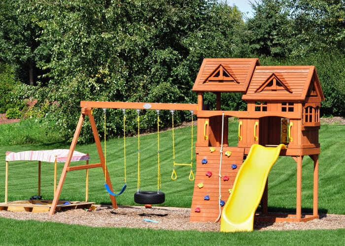 Playset Installation Cost