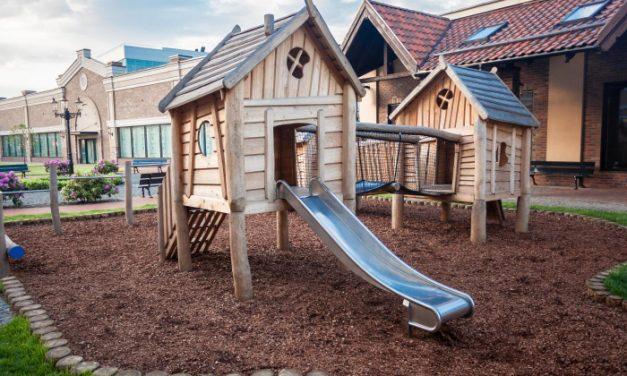 How much playground mulch do I need?