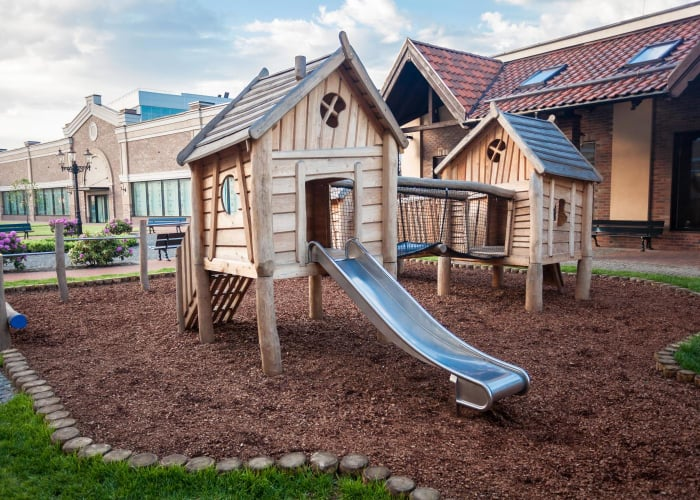 How much playground mulch do I need?