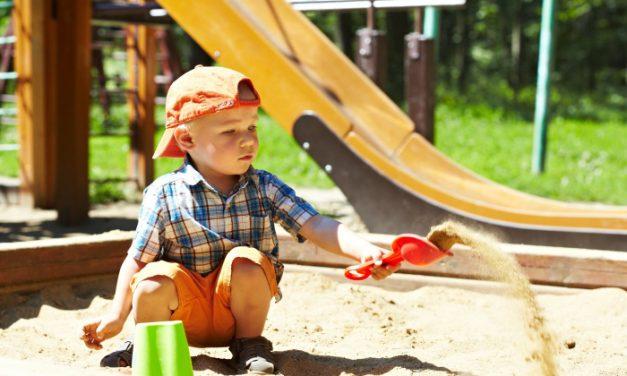How much playground sand do I need?