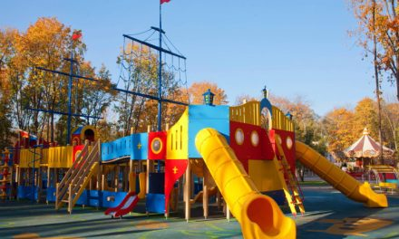Why is playground equipment so expensive?